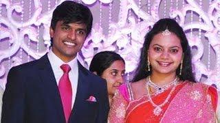 Sai Kumar Daughter (Jyothirmayi) Marriage Reception Video