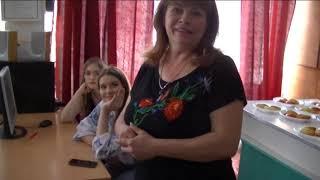Школа №16 Кременчук Урок про вишиванку проводять батьки 16.05.2019р