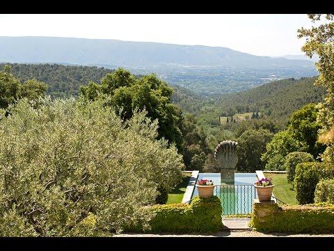 La Fontaine de Saumane, luxury villa rentals, Provence, France.