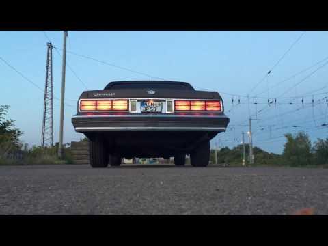 1989 Chevrolet Caprice straight pipe