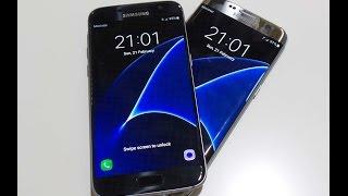Samsung Galaxy S7 és S7 edge - melyiket válasszam?