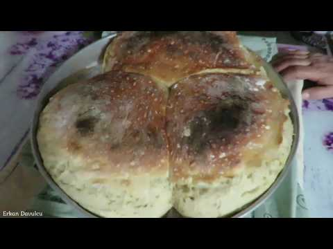 Fırında ekmek nasıl yapılır