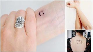 Perfect Tiny Tattoos Everyone Will Love