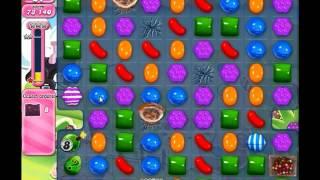 Candy Crush Saga Level 464 No Booster 3 Stars