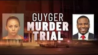 JURY CHOSEN FOR AMBER GUYGER'S MURDER TRIAL