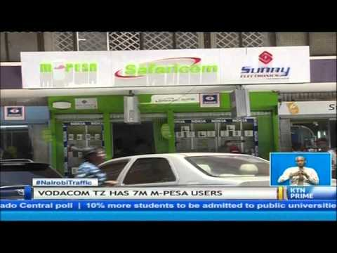 M-pesa services move across to Tanzania
