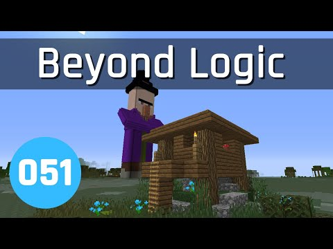 Beyond Logic #51: Witch Farm Renovation | Minecraft 1.13