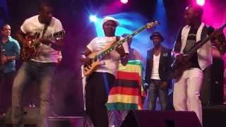 Mokoomba live at Afropfingsten Winterthur 2013