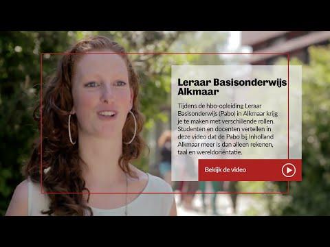 Inholland - Leraar Basisonderwijs (Pabo) Alkmaar: Studenten En Docenten Over De Opleiding