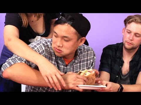 Drunk Americans Try Drunk Food From Around The World