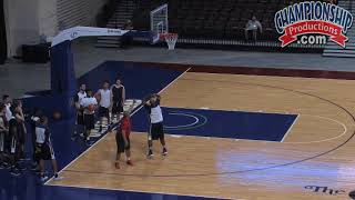 3's, 2's, and 1's Basketball Drill from Marvin Menzies! thumbnail
