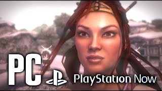 Heavenly Sword PC Gameplay Full HD [PlayStation Now]