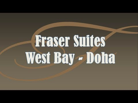 Limousine Experience at Fraser Suites West Bay Doha