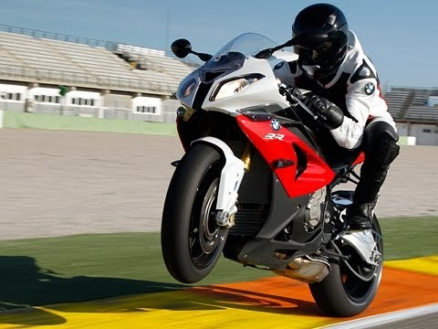 BMW S 1000 RR 2012 - First Action Video