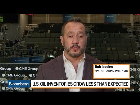 Oil Demand Reflecting Impact of Polar Vortex, Analyst Iaccino Says