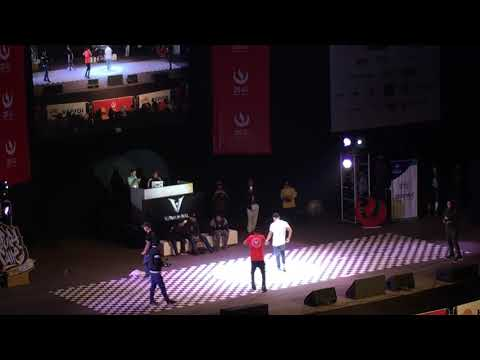 VALLES T???????? vs GHOST????????|| FINAL PURACALLE 2019