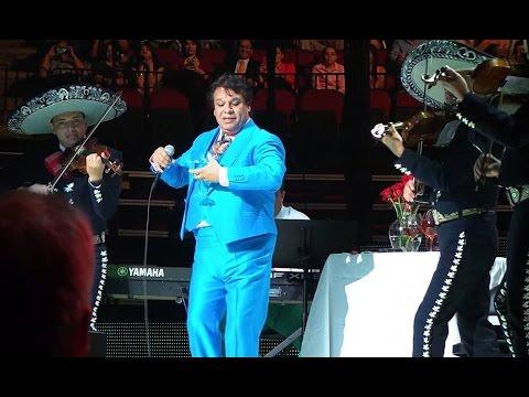 Muere Juan Gabriel - Ultimo Concierto - The Forum