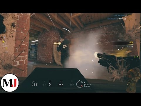 The Blitz Special - Rainbow Six Siege