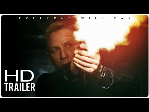 Bond 25 Teaser Trailer 2019 Movie Action Movie, Daniel Craig FanMade