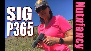 Concealed Pistol New Standard: Sig P365 [Full Review]