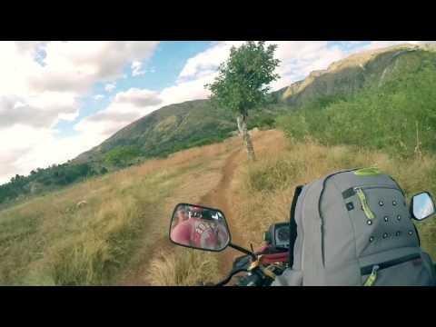 Haiti Trip Adventures / Climbing Up The Mountain