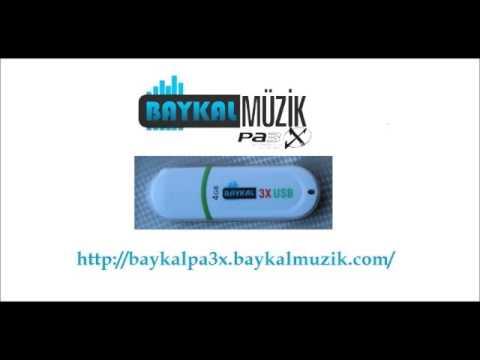 Baykal 3x Usb - 2/4 & 6/8 Halay