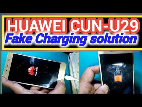 HUAWEI CUN U-29 Fake Charging Solution | Huawei Phone Charging Error Fix | Huawei Mobile Phone
