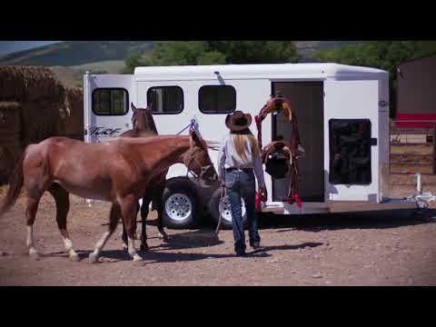 Slant Load Trailers - Trails West Trailers