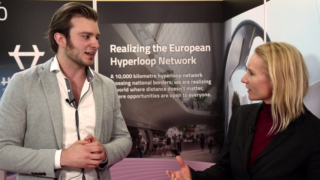 InnoEnergy TBB – Mars Geuze, Chief Commercial Officer, Hardt Hyperloop
