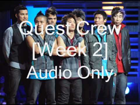 ABDC- Quest Crew[Week 2] Audio Only No Crowd - YouTube