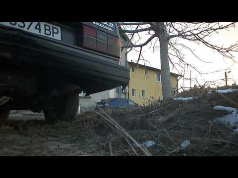 Volvo 740 D24T exhaust mod