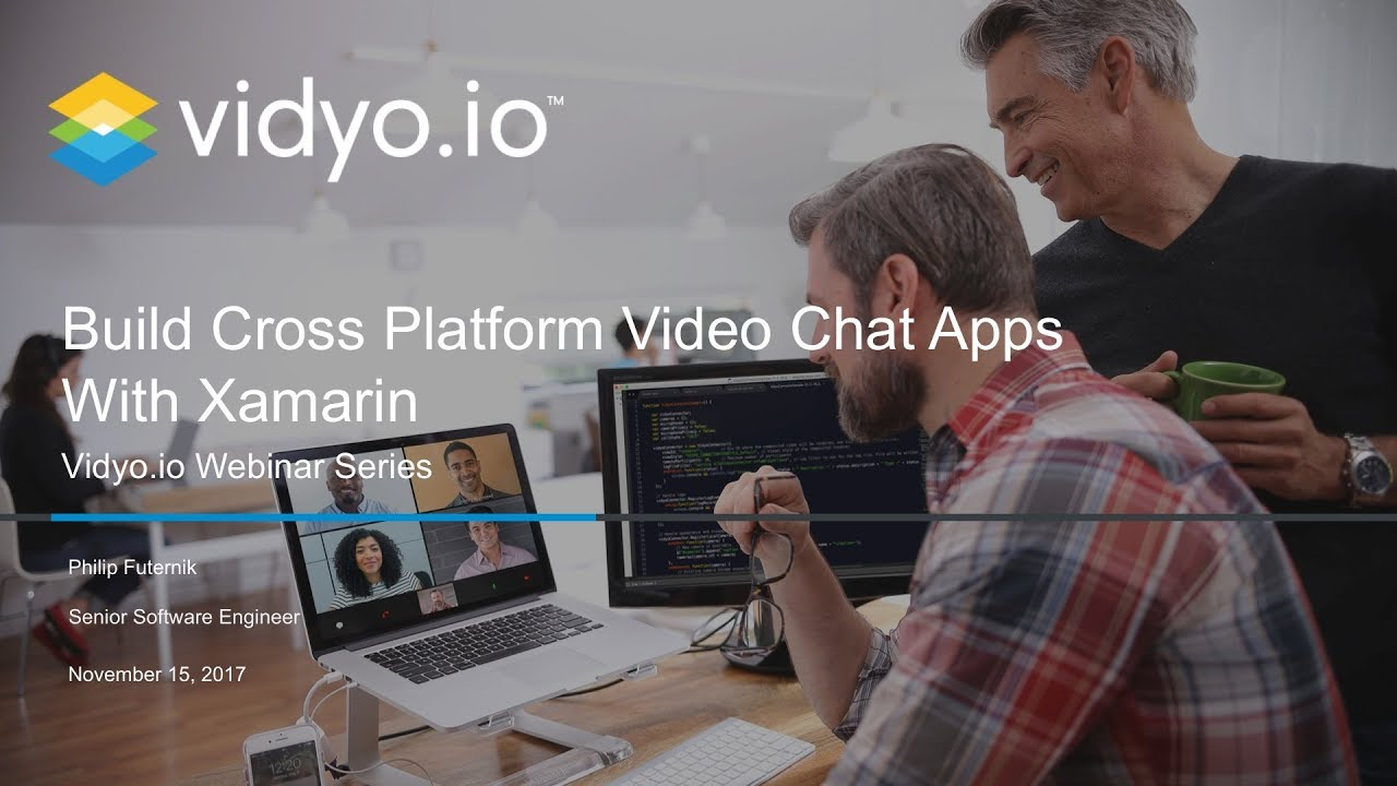 Build a Cross Platform Video Chat App with Xamarin and Vidyo.io