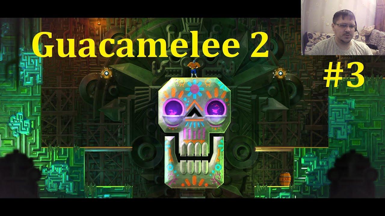 Guacamelee 2 Прохождение ► Нефритовый храм #3