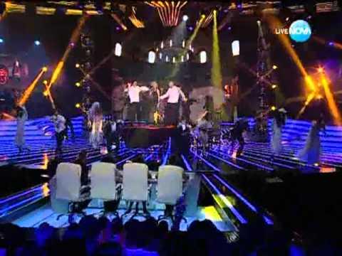 The X Factor Bulgaria Tania Dimitrova -
