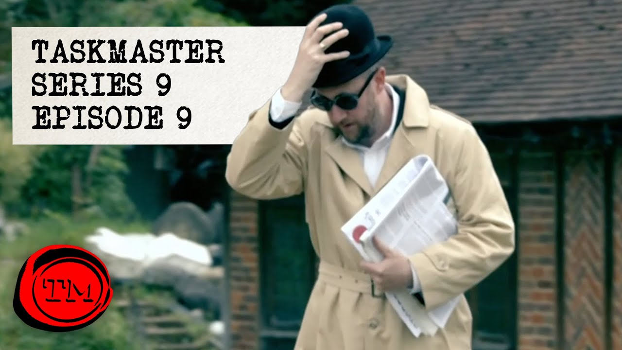 "Download Taskmaster - Series 9, Episode 9   Full Episode   ""Don't Like Them Go Bang"""