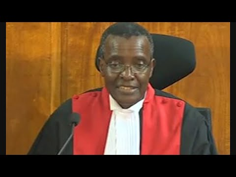 Kenya Court Nullifies President's Election Win