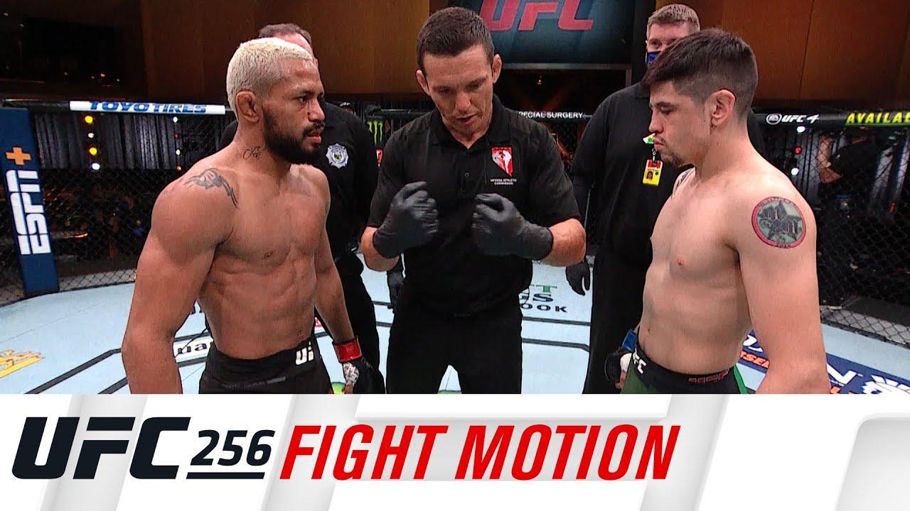 Ufc 256 Fight Motion Youtube