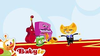 Jammers - Akordiyon Sesi ile Dans Etme, BabyTV Türkçe
