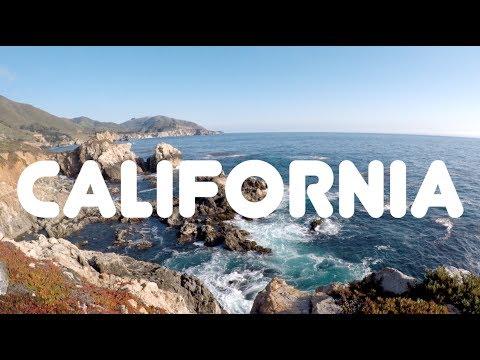 Exploring California: Yosemite, Sequoia, & Big Sur