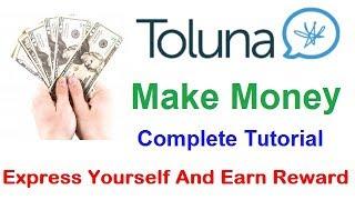 Толуна — теперь Зарабатывайте Деньги Ежедневно, Заполняя Опросы | Потрясающий Онлайн Заработок[Хинди ] | Заработок Автоматическом Режиме