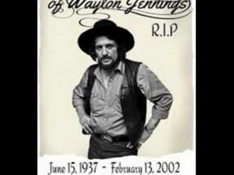 An Outlaw's Blues - tribute to Waylon Jennings by Chris Wall