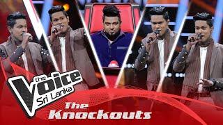 Rashmitha Abhisheka Wijeratne | Saware | The Knockouts | The Voice Sri Lanka Thumbnail
