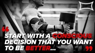 Let YOUR Gut Instinct KICK Reason to the Curb | Seminar @ Saiyan Strength Gym | Motivation Monday