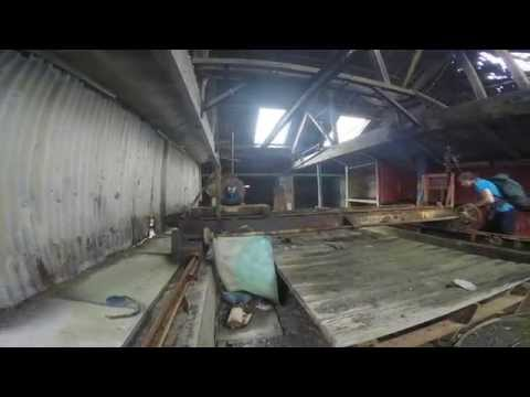 Exploring the disused Slate Mines of North Wales (Maenofferen - Blaenau Ffestiniog)