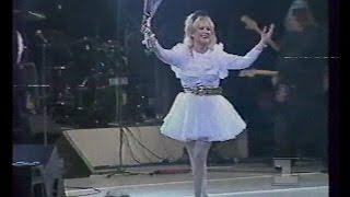 Алла Пугачева - Репортаж о концертах в Москве (май, 1993 г.)