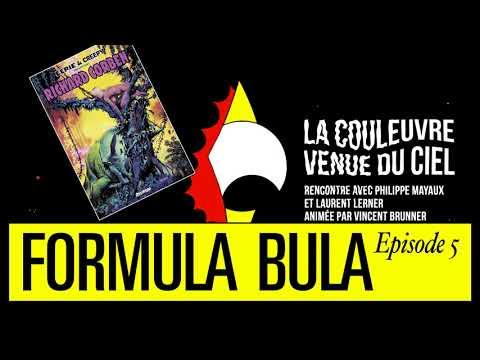 Formula Bula 2017- Rencontre Richard Corben