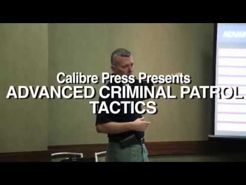 Advanced Criminal Patrol Tactics