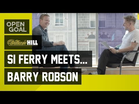 Si Ferry Meets... Barry Robson - Rangers, ICT, Dundee United, Celtic Title Win, Teammates & Strachan