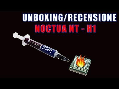 Unboxing/Recensione Noctua NT - H1 ita