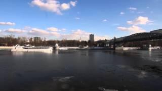 Парк Горького 8 марта 2013